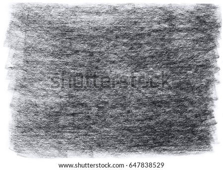 Monochrome pencil background, light background, charcoal graphics. Black pastel. #647838529
