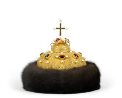 Monomakh's Cap, Russian Imperial Crown