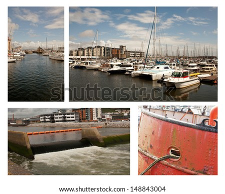 stock-photo-montage-of-images-from-swansea-marina-wales-uk-148843004.jpg