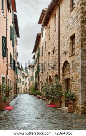 Montalcino - Picturesque nook of Tuscany