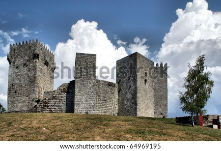 Castle of Montalegre, north of Portugal