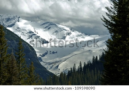 Montana Glaciers - Glacier National Park, Montana, USA. Rocky Mountains. Nature Photography Collection.