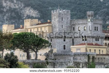 Monte Carlo Prince's Palace, Monaco