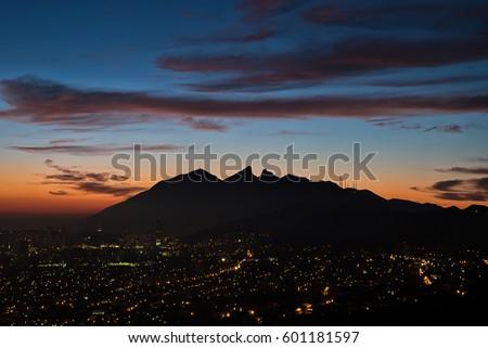 Shutterstock Monterrey Mexico city