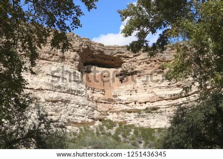 Montezuma's Castle National Monument, Camp Verde, Arizona