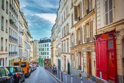 Montmartre in Paris