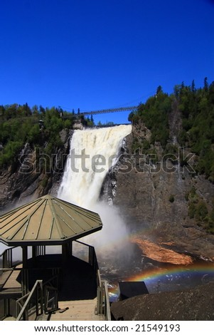Montmorency Falls, Quebec City