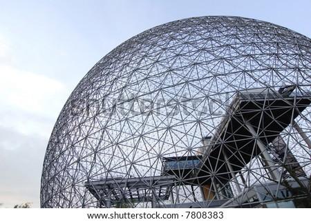 Montreal's Bioshpere