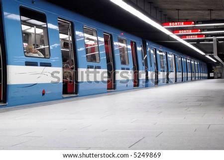 Montreal's Metro