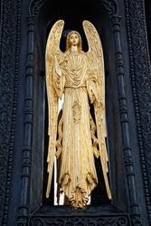 Monument to St Catherine, Krasnodar, Russia