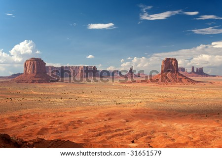 Monument Valley Artist's Point #2