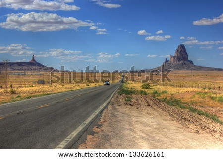 Monument valley, Utah, America
