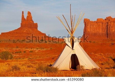 Monument valley,Utah,USA