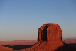 Monument Valley with Agatha Peak