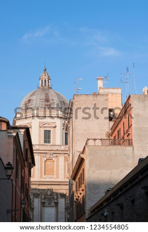 Monuments and places of Rome #1234554805