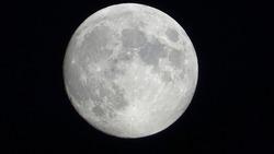 Moon dark sky night fullmoon lunar cosmos astrology