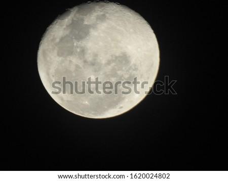 moon Luna super surface  astrology
