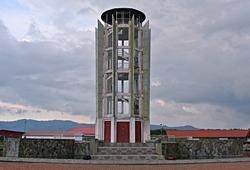 Moraya Fort in Manado, Indonesia
