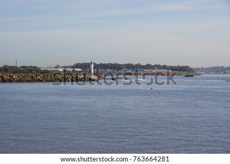Morning around Barry Docks #763664281