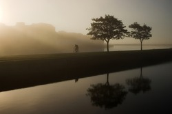 Morning cycle, Ireland