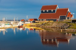 Morning in Bonavista, Newfoundland. St. John's, Newfoundland and Labrador, Canada.