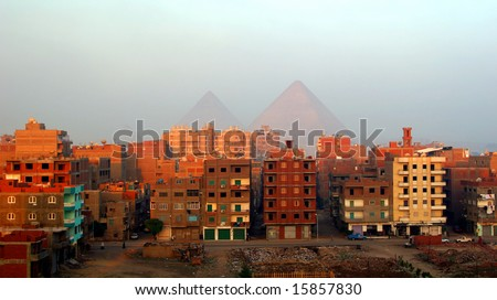 Morning in the Cairo