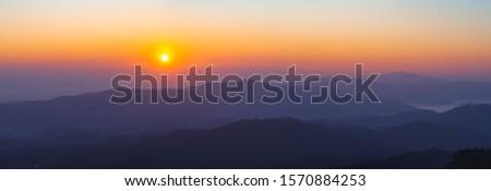 Morning light, sunrise on the mountain - morning nature Morning light, sunrise on the mountain - morning nature #1570884253