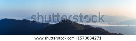 Morning light, sunrise on the mountain - morning nature Morning light, sunrise on the mountain - morning nature #1570884271