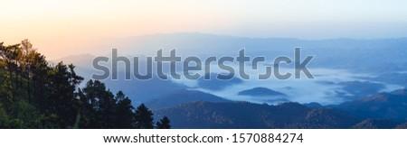 Morning light, sunrise on the mountain - morning nature Morning light, sunrise on the mountain - morning nature #1570884274