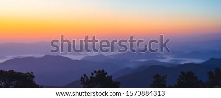 Morning light, sunrise on the mountain - morning nature Morning light, sunrise on the mountain - morning nature #1570884313