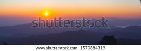 Morning light, sunrise on the mountain - morning nature Morning light, sunrise on the mountain - morning nature #1570884319
