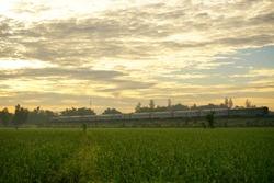 Morning Train in Java