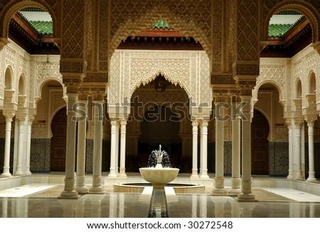 Moroccan Architecture Interiors