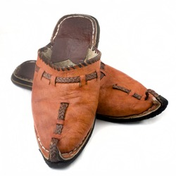 Moroccan handmade shoes from Marrakech