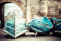 Morocco Essaouira UNESCO World Heritage Site