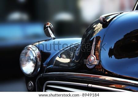 Morris Minor Vintage car