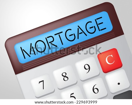 Mortgage Calculator Meaning Home Loan And Repayments