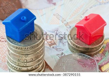 Mortgage lending Stock fotó ©