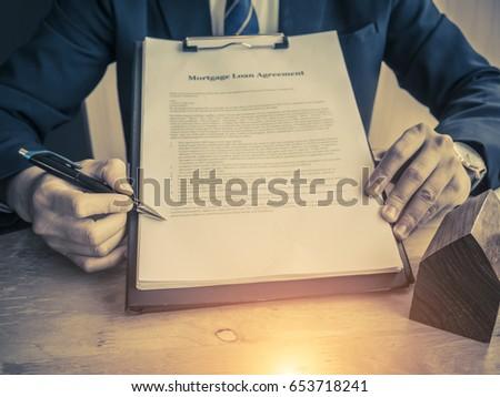 Mortgage Loan Request Modification Document Concept #653718241