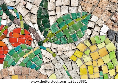 Mosaic background #128538881