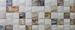 mosaic, ceramic kitchen tile, abstract pattern
