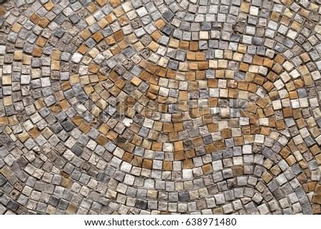 mosaic tiles #638971480