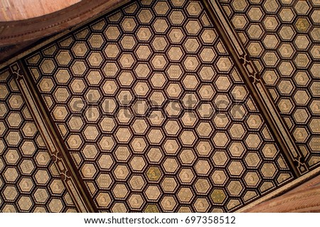 mosaicked ceiling #697358512