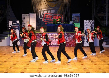 Group Dance Logo Group Dance at Hip Hop
