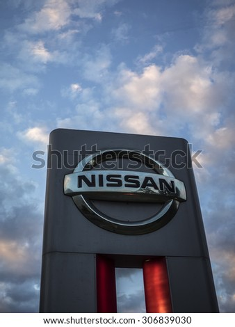 Nissan logo vector ai download seeklogo for Nissan motor corp phone number