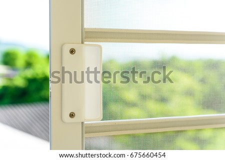 Mosqito window screen #675660454
