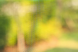 mosquito net wire screen on house window protection against insect
