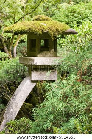 Moss Pagoda
