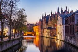 Most beautiful Belgian city - Brugge