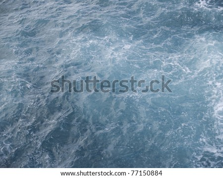 most beautiful texture of ocean water